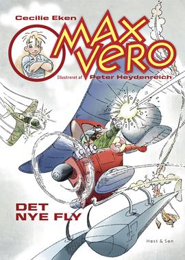 Max Vero. Det nye fly