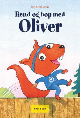 Rend og hop med Oliver
