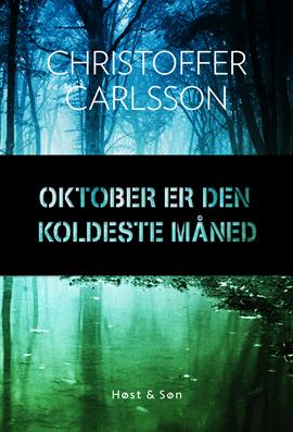 Oktober er den koldeste måned
