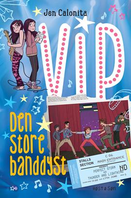 VIP 2 - Den store banddyst