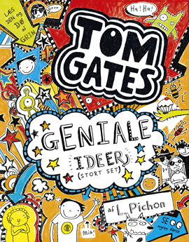 Tom Gates 4 - Geniale ideer (stort set)