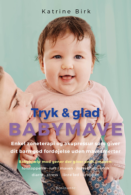 Tryk og glad babymave