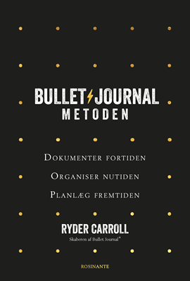 Bullet Journal-metoden