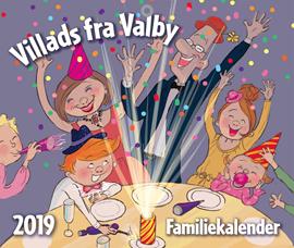 Villads fra Valby familiekalender 2019