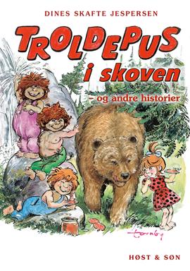 Troldepus i skoven - og andre historier