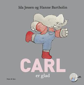 Carl er glad