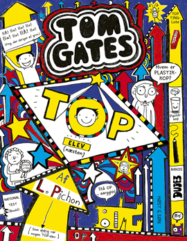 Tom Gates 9 - Top-elev (næsten)