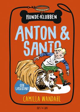 Hundeklubben 2 - Anton og Santo