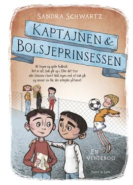 Kaptajnen & Bolsjeprinsessen