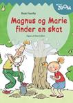 Magnus og Marie finder en skat