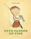 Uffe fanger en fisk