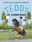Teddy en sommerdag