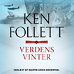 Verdens vinter, mp3-CD