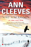 Sort som ravnen, pocket