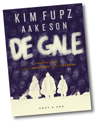 De gale, graphic novel