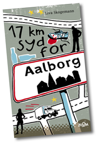 17 km syd for Aalborg