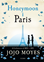 Honeymoon i Paris