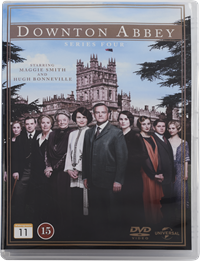 Downton Abbey sæson 4