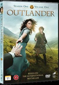 Outlander sæson 1 - 1. del