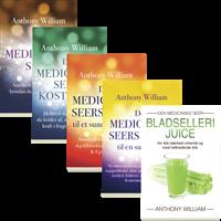 Den medicinske seer bogpakke