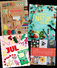 Hyggepakke til kreative unger