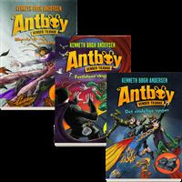 Antboy vender tilbage pakke