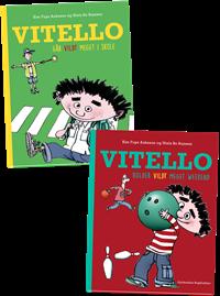 Vitello vildt meget pakke