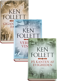 Ken Follett Century pakke