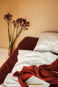 Juna sengetøj, Fiore hvid