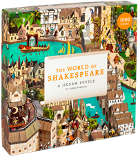 Puslespil, The world of Shakespeare