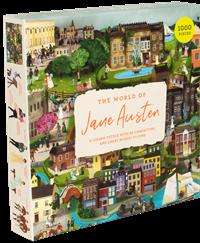 Puslespil, The world of Jane Austen