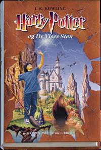 Harry Potter og de vises sten 1