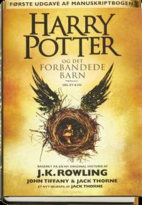 Harry Potter og det forbandede barn - 1 og 2