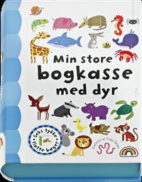 Min store bogkasse med dyr