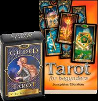Tarot for begyndere inkl. kort