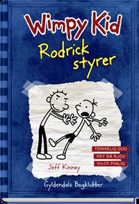 Wimpy Kid - Rodrick styrer
