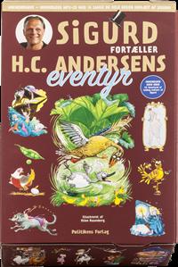 Sigurd fortæller H.C. Andersen eventyr