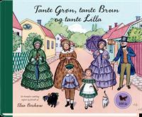 Tante Grøn, tante Brun og tante Lilla - en komplet samling