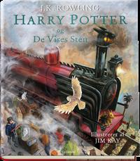 Harry Potter og De Vises Sten 1 - illustreret