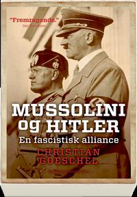 Mussolini og Hitler