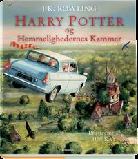 Harry Potter og Hemmelighedernes kammer 2 - illustreret