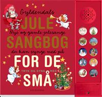 Gyldendals julesangbog - med lydpanel