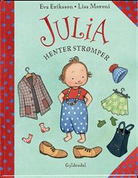 Julia henter strømper