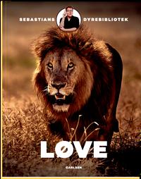 Sebastians Dyrebibliotek Løve