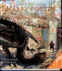 Harry Potter og Flammernes Pokal 4 - illustreret