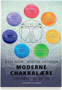 Moderne chakralære