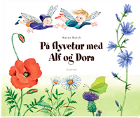 Flyvetur med Alf og Dora