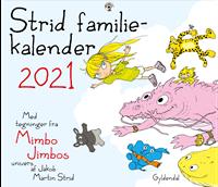 Strid familiekalender 2021