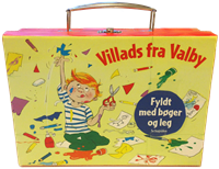 Villads fra Valby - legekuffert