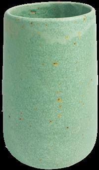 Vase, Spring Green